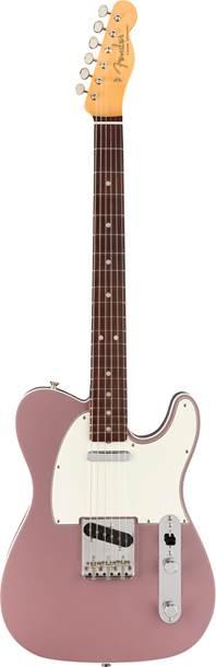 Fender American Original 60s Tele Burgundy Mist RW