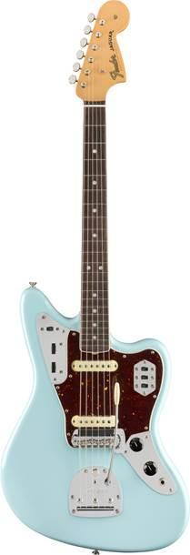Fender American Original 60s Jaguar Daphne Blue RW
