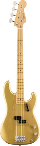 Fender American Original 50s P-Bass Aztec Gold MN