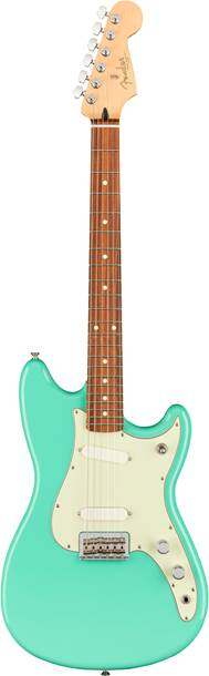 Fender Player Duo Sonic Sea Foam Green PF