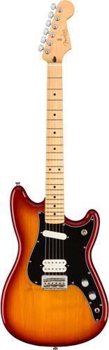 Fender Player Duo Sonic HS Sienna Sunburst MN