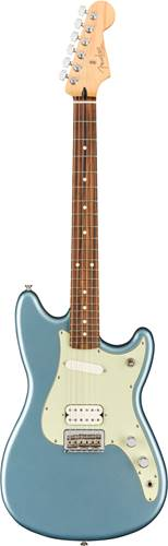 Fender Player Duo Sonic HS Ice Blue Metallic PF