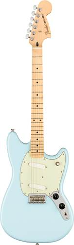 Fender Player Mustang Sonic Blue MN
