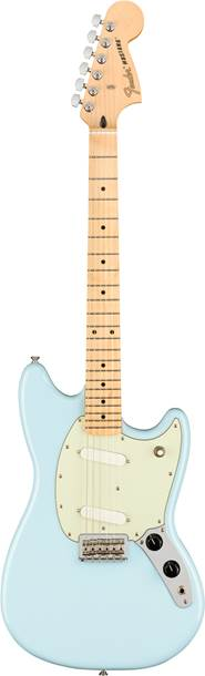 Fender Player Mustang Sonic Blue Maple Fingerboard