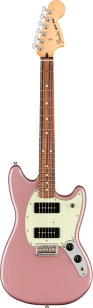 Fender Player Mustang 90 Burgundy Mist Metallic PF