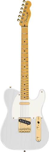 Fender Limited Edition American Original 50s Tele Mary Kaye White Blonde MN