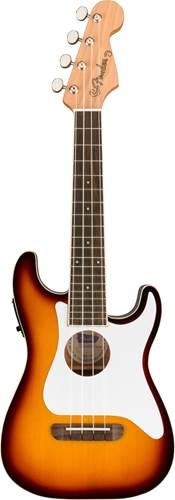 Fender Fullerton Ukulele Strat Sunburst