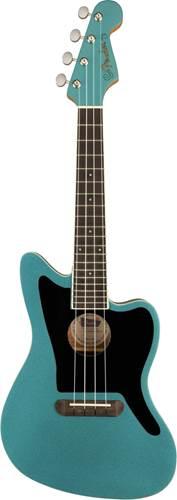 Fender Fullerton Ukulele Jazzmaster Tidepool