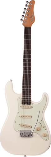 Schecter Nick Johnston Traditional SSS Atomic Snow