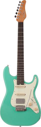 Schecter Nick Johnston Traditional HSS Atomic Green