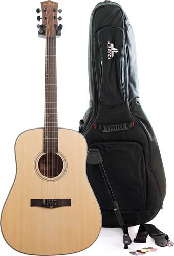 EastCoast D1 Acoustic Guitar Pack