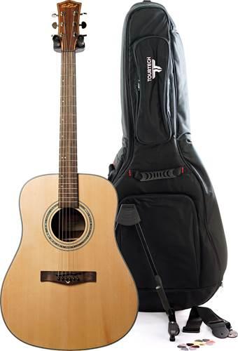 EastCoast D1S Acoustic Guitar Pack