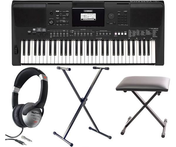 Yamaha PSR-E463 Keyboard Pack