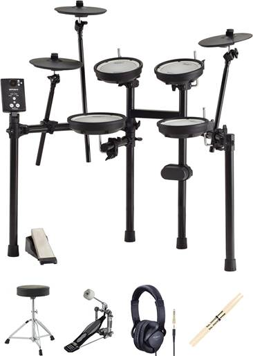 Roland TD-1DMK All Mesh Kit Drum Pack