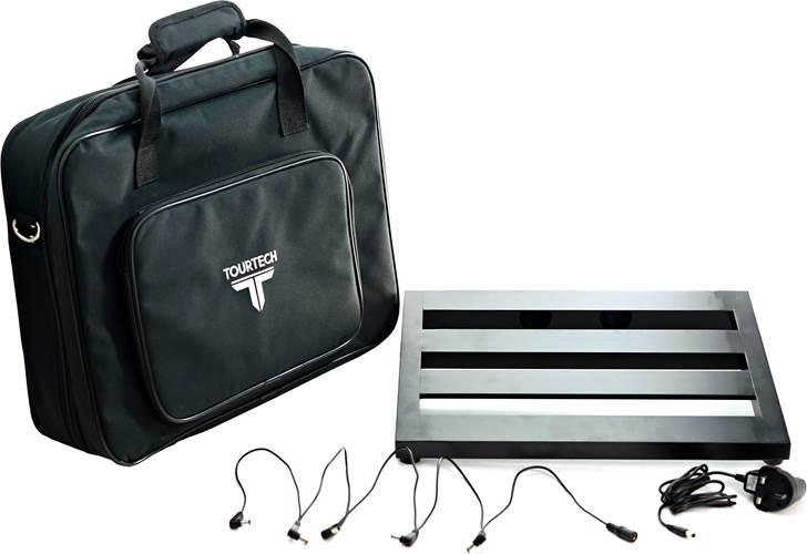 TOURTECH 4-B Pedal Board Starter Pack