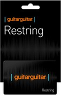 Giftcard In-Store Guitar Re-String