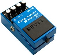 BOSS CS-3 Compression Sustainer (Pre-Owned)