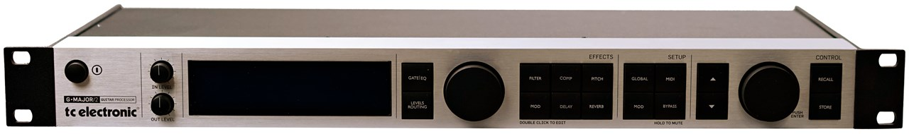 TC Electronic G Major  2 Multi Effects Processor (Pre-Owned)