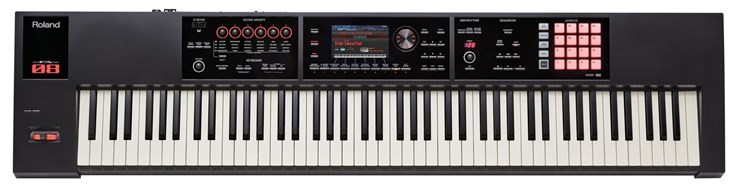 Roland FA-08 Workstation Keyboard (Pre-Owned)