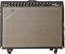 Fender Twin Black (Pre-Owned)