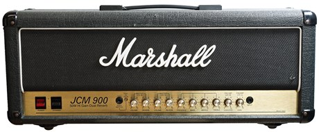 Marshall JCM900 50 Watt Head Made in 1992 (Pre-Owned)