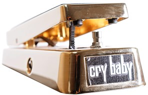 Dunlop GCB95G 50th Anniversary Gold Plated Cry Baby Ltd (Pre-Owned)