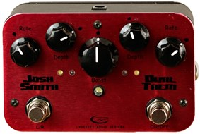 Rockett Pedals Josh Smith Dual Trem (Pre-Owned)
