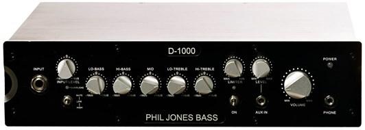 Phil Jones D-1000 Head (Pre-Owned)