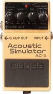 BOSS Acoustic Simulator AC-3 (Pre-Owned)