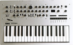 Korg Minilogue Synth (Pre-Owned)