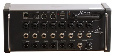 Behringer XR16 Mixer (Pre-Owned)