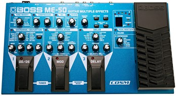 BOSS ME-50 Multi Effects Processor (Pre-Owned)