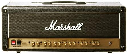 Marshall DSL100HR 100W Valve Head  (Pre-Owned)