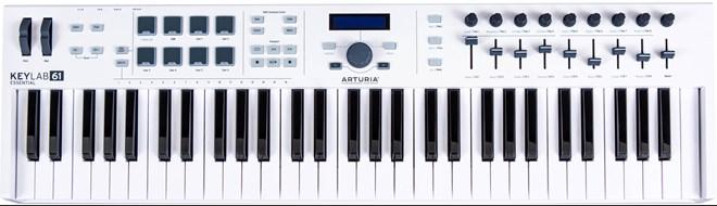 Arturia Keylab 61 Controller Keyboard (Pre-Owned)