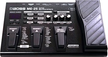 BOSS ME-25 Multi FX (Pre-Owned)