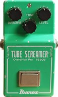 Ibanez TS808 Tubescreamer  (Pre-Owned)