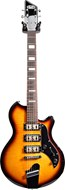 Supro 2030TS Hampton Flame Tobacco Sunburst (Pre-Owned)