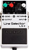 BOSS LS-2 Line Selector/Power Supply (Pre-Owned)