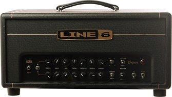 Line 6 DT25 Head (Pre-Owned)