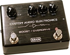 MXR MC-402 Boost Overdrive (Pre-Owned)