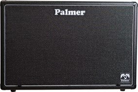 Palmer 2x12 Speaker Cab Black (Pre-Owned)