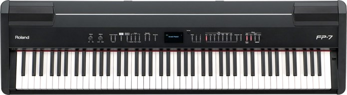 Roland FP-7 Digital Piano (Pre-Owned)