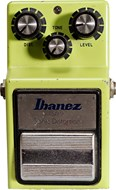 Ibanez SD-9 Sonic Distortion MIJ Silver Label (Pre-Owned)