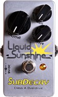 SubDecay Liquid Sunshine Class A Overdrive (Pre-Owned)