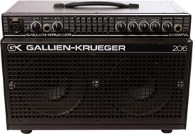 Gallien Krueger GK 200MV 206 (Pre-Owned)