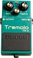 BOSS TR-2 Tremolo Pedal (Pre-Owned)
