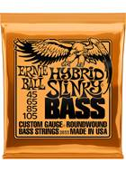 Ernie Ball 2833 Hybrid Bass 45-105