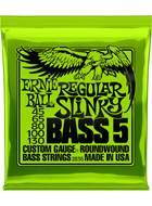 Ernie Ball 2836 5-String Bass 45-130