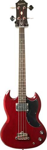 Epiphone EB0 Short Scale Bass Cherry
