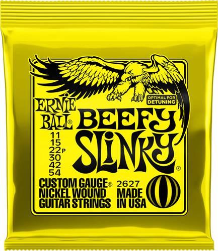 Ernie Ball 2627 Beefy Slinky 11-54